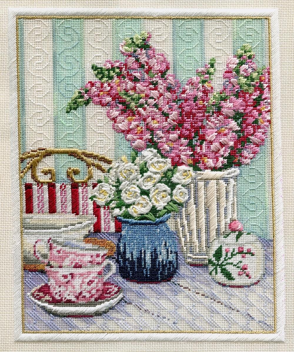 1977-05-03 Grosset good life books Basic needlepoint by Sandra Ley
